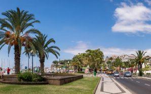 Descobrir o centro do Funchal em dias de folia